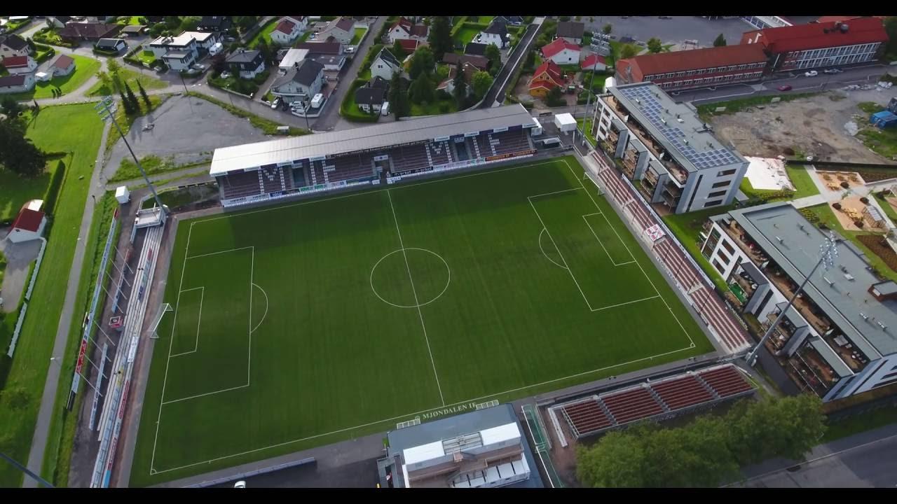 Mjøndalen 3050 Isachsen Stadion Youtube