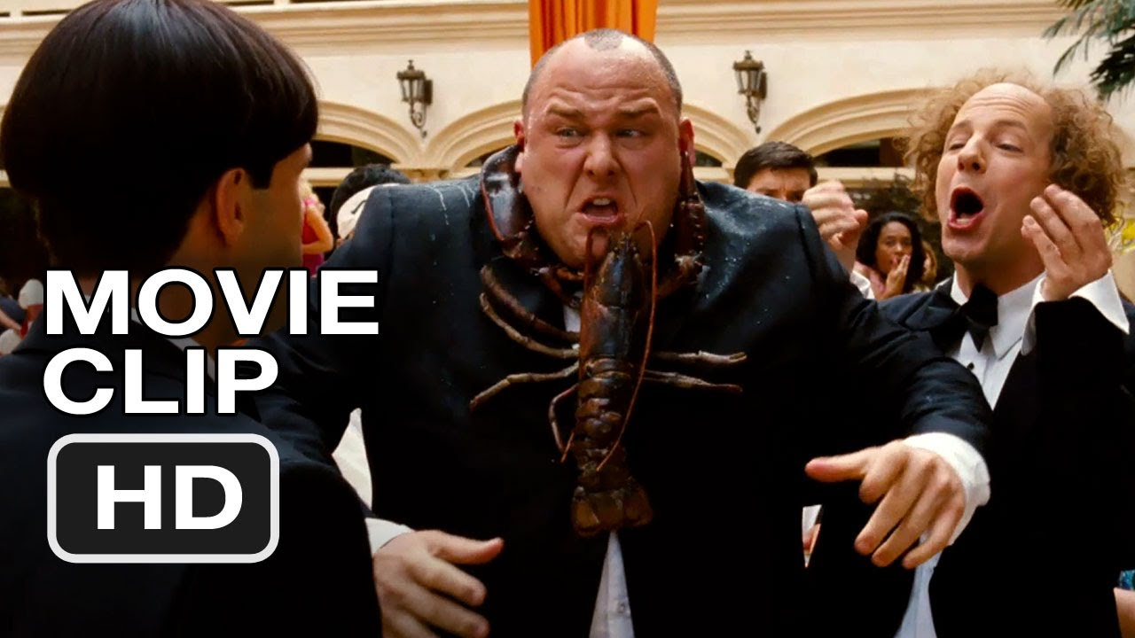 The Three Stooges #2 Movie CLIP - Lobster (2012) HD Movie - YouTube