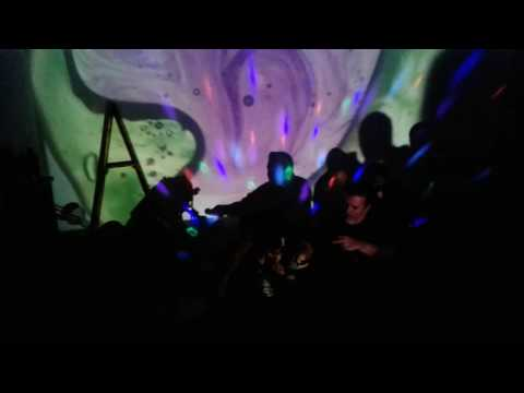 Aztlan Underground live in Long Beach from the Moon part 2