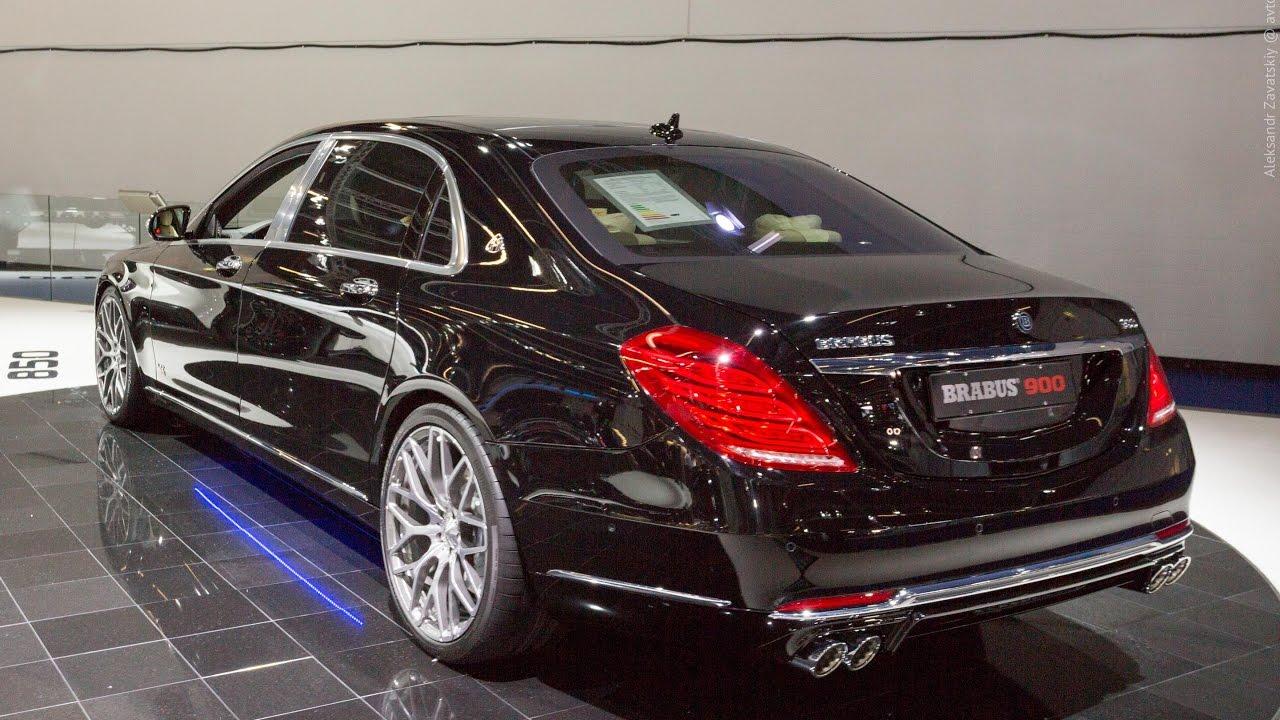 ¿Cómo se hace? Mercedes benz brabus rocket price - YouTube