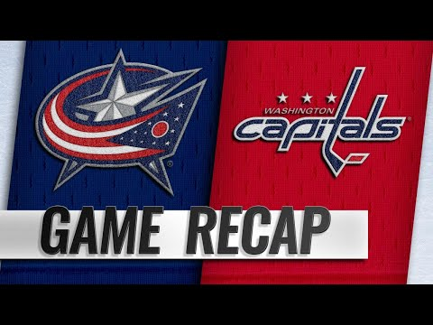 Panarin powers Blue Jackets past Capitals in OT