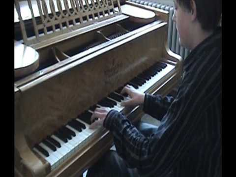 From the OC: Phantom Planet - California played as piano cover