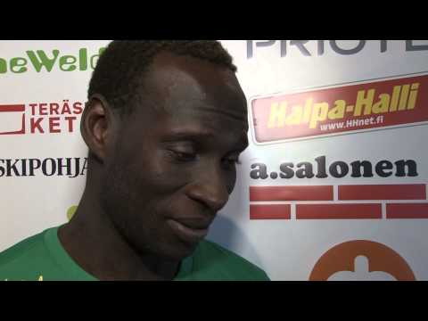 Interview with Dawda Bah 29.10.2014