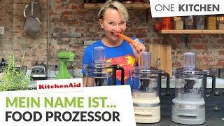 KitchenAid Food Prozessor 1,7 L & 2,1 L – zẁei starke Typen stellen sich vor | by One Kitchen