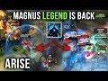 Magnus The Magnus