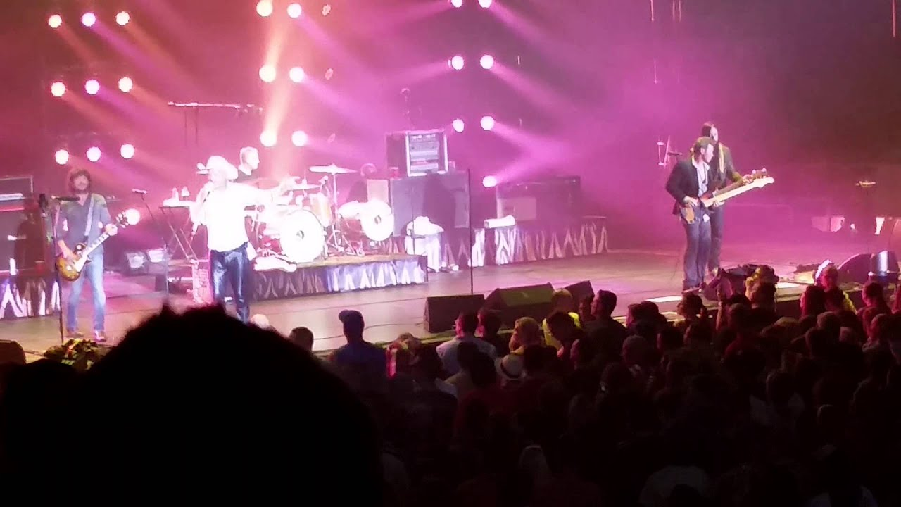 The Tragically Hip- Concert Review – Boppin's Blog