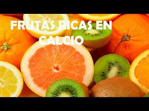 Frutas Ricas en Calcio - Frutas que Contienen Calcio