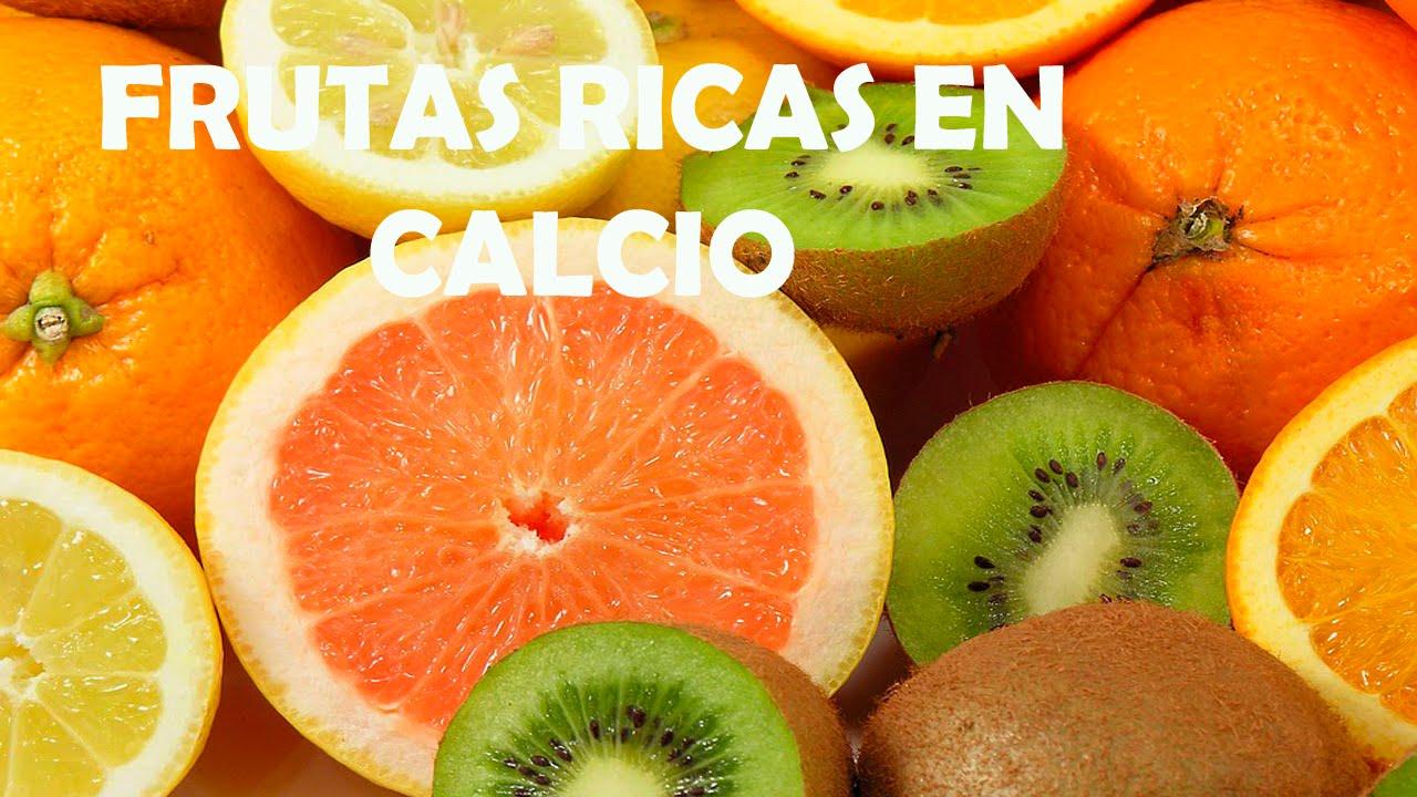 Frutas que contienen calcio comiendo dieta correcta - Alimentos que tienen calcio ...