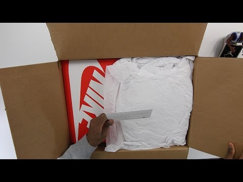 UNBOXING: Surprise GIFT From NIKE For SUPER BOWL 50