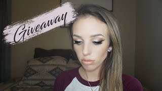 EYESHADOW | THE BASICS | & FIRST GIVEAWAY!