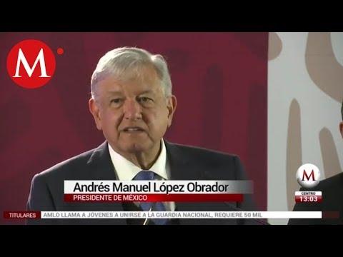 """""""No me van a cucar"""", dice AMLO sobre EZLN"""