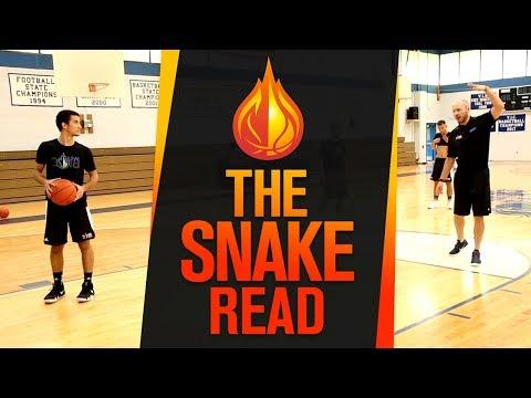 NBA Ball Screen Read #1: The Snake & Drop