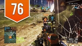 BATTLEFIELD 4 (PS4) - Road to Colonel - Live Multiplayer Gameplay #76 - OBLITERATION IS FUN!