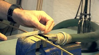 How a Hardy Fly Rod is Made