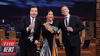YouTube Star Lilly Singh to Take Over Carson Daly's Late Night Slot on NBC   THR News