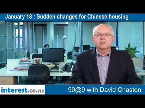 90 seconds @ 9am : Sudden changes for Chinese housing