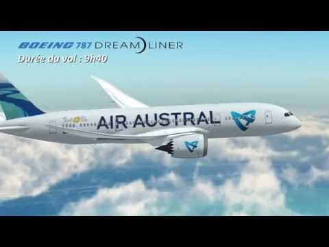 Air Austral - Film Mayotte