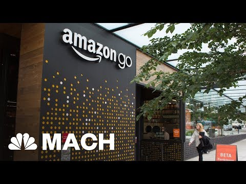 Download Youtube: The Future Of Shopping? Amazon Opens First Grocery Store | Mach | NBC News
