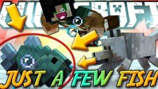 Minecraft ITA - Mod: FINALMENTE PESCI REALI - Acquario, Pesca, Canna di Diamante