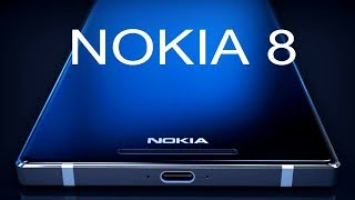 New mobile Nokia 8 | mobile specification or features review