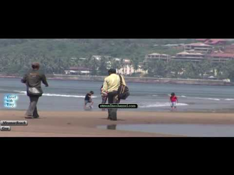 PANJIM | DONA PAULA | MIRAMAR BEACH | FORT AGUADA | GOA | NORTH GOA | INDIA | TRAVEL TV