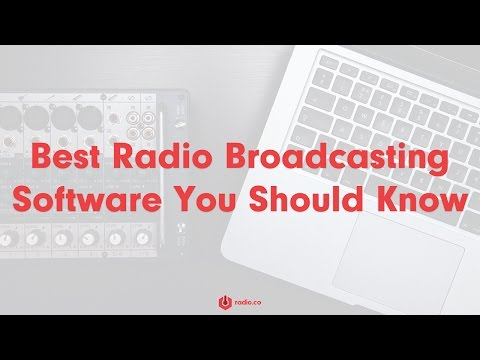 Best Radio Broadcasting Software You Should Know