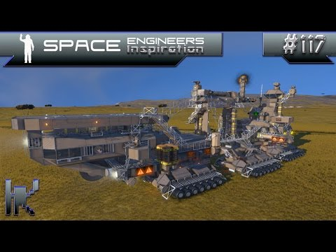 Space Engineers Inspiration - Episode 117: TIS Vector, Stran
