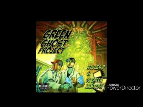 Styles P - The Green Ghost Project  (2010)