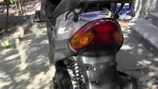 Огляд скутера Yamaha BJ