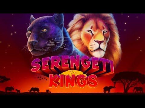 Serengeti Kings™ Slot by NetEnt