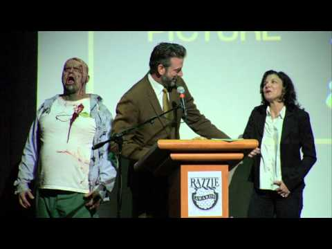 Keith Allan (Z Nation) Presents Worst Picture at 36th Razzies