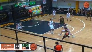 NOA: Talleres de Tafi Viejo vs. Nicolas Avellaneda de Tucuman thumbnail