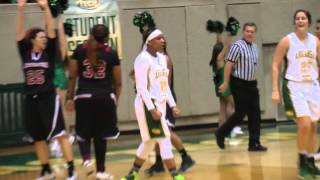Tech Women's Basketball vs. Northwestern Oklahoma Highlights 1/30/16