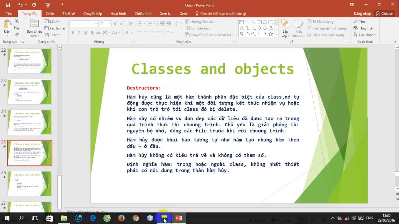 [C++] – Bài 48:  Constructors – Hàm tạo.