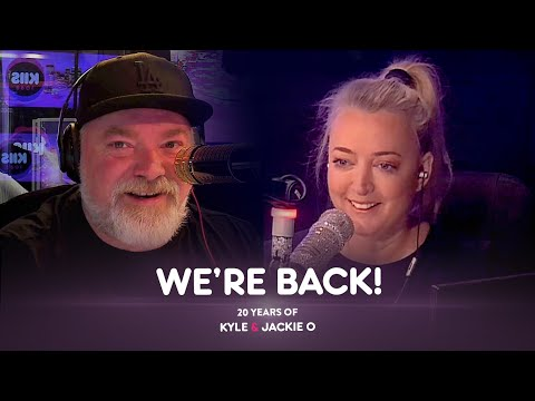 Kyle & Jackie O&39;s 20th year on air gets off to a rough start