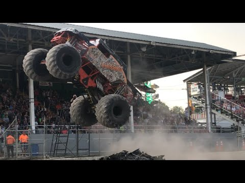 Monster Truck Racing league Middletown NY 7-20-19