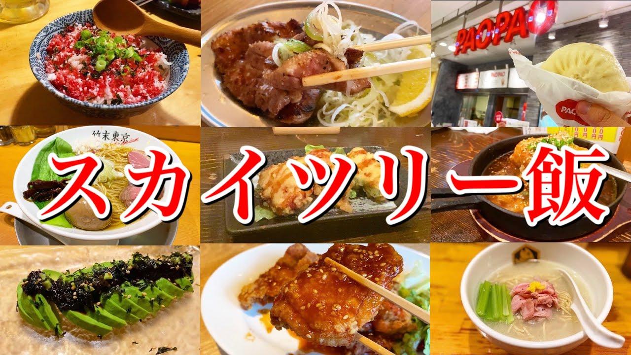 【押上/錦糸町】都民おすすめの美味い店!スカイツリー周辺へべれけツアー!