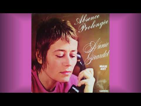 "Annie Girardot   Feat. Dominique Briand ""Absence prolongée"" 1979"