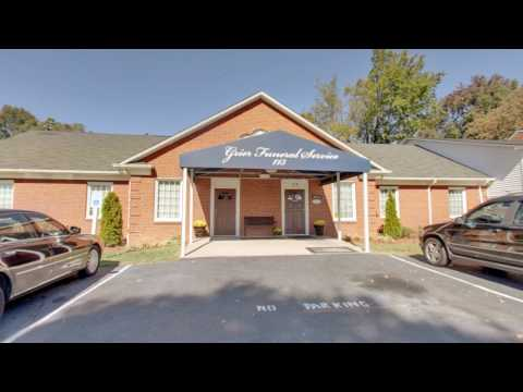 Grier Funeral Service | Charlotte, NC |  Funeral Service