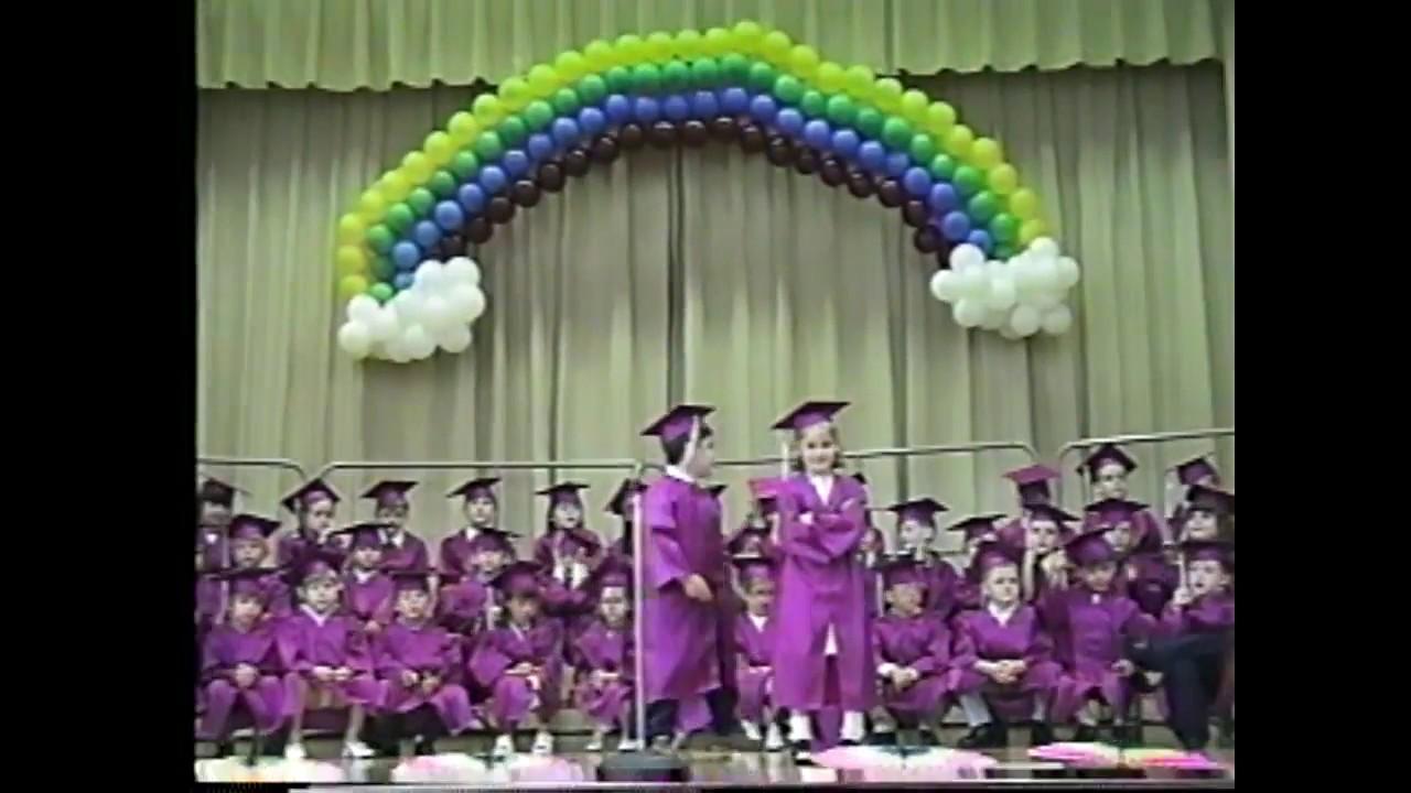 MES Kindergarten Graduation  6-17-98