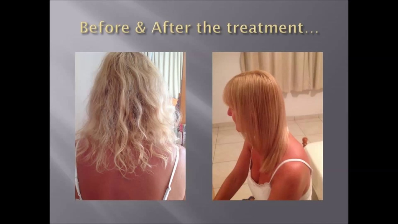 Alfaparf Lisse Keratin Therapy Step By Step With Hairstylist