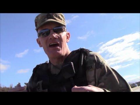 1st Amendment Audit, California Army National Guard Camp San Luis Obispo....FAIL!