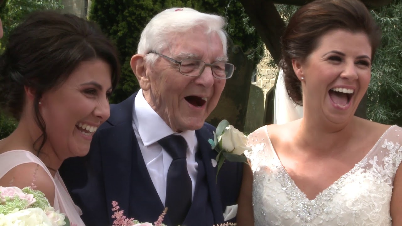 Sean & Louise's Wedding Highlights | Whinstone View