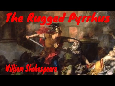 The Rugged Pyrrhus | The Sack of Troy