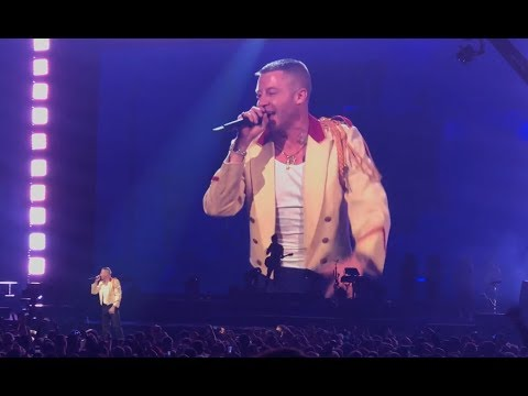MACKLEMORE brings 'Gemini' tour home; lots of unexpected surprises (2017)