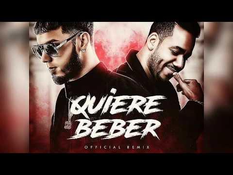 (Ella Quiere Beber remix) Anuel AA ft Romeo Santos Oficial Mp3