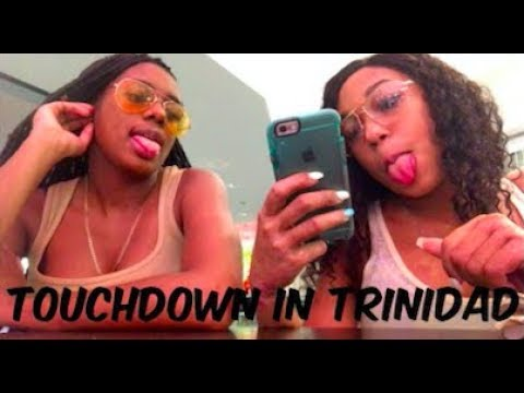 Travel Vlog 2017 | Touchdown In Trinidad