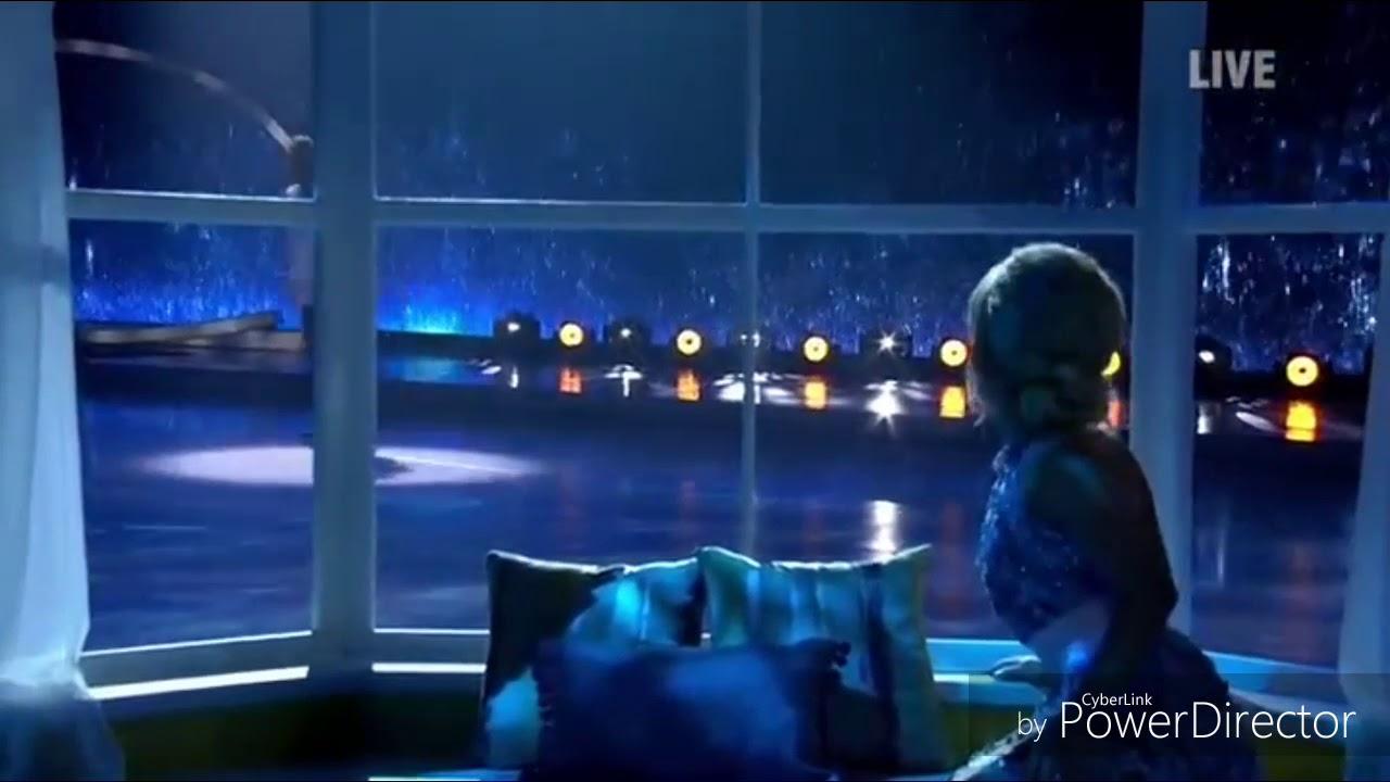 James Jordan And Alexandra Schauman Skating In Dancing On Ice 10 2