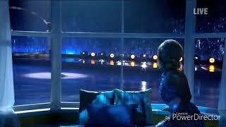 James Jordan and Alexandra Schauman skating in Dancing on Ice (10/2/19)