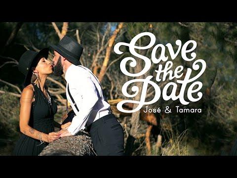 Jose & Tamara - Save the Date